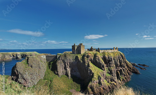 Dunnottar Castle, Scotland, Europe
