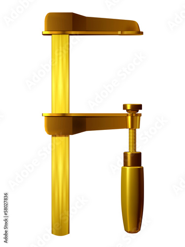 golden Clamp