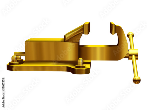 golden Vice, Vise side view