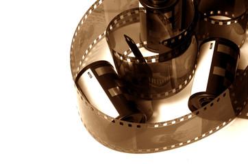 Carretes y película fotográfica