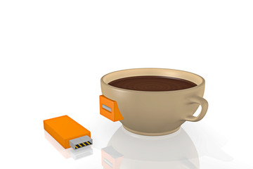 USB_Kaffeetasse
