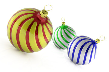 Christmasdecoration balls