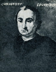 Christopher Columbus, italian explorer