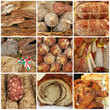 meat specialties from italian slow food fair
