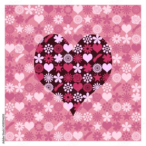 バレンタインデーのイメージ