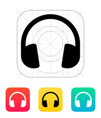 Dj Headphones icon.