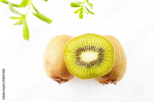新鮮なキゥイフルーツ