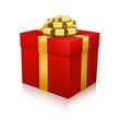 Geschenkpaket, Geschenk, Paket, Weihnachtsgeschenk, festlich, 3D