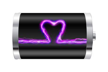 Heart Battery