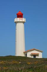 phare de la pointe des corbeaux, île d'Yeu