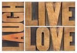 Miłość, życie, śmiech z drewna - 58041697