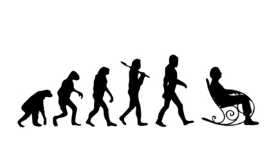Evolution Old4