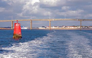 bouée du pont de Noirmoutier