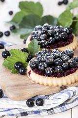 Black Currant Pie