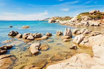 Sardinien, Costa Smeralda, Traumstrand