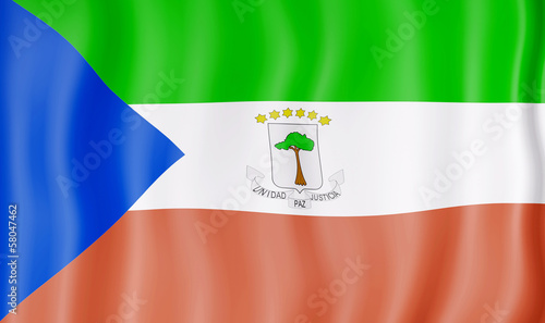 National Flag of Equatorial Guinea