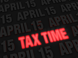 Tax Time Warning
