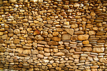 stone wall. stone background