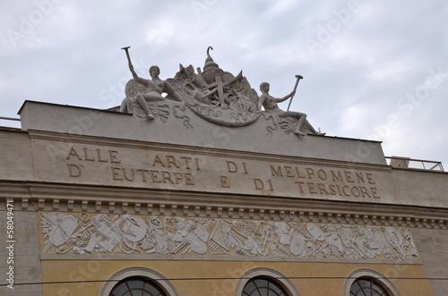 Teatro Argentina, Rome, Italy