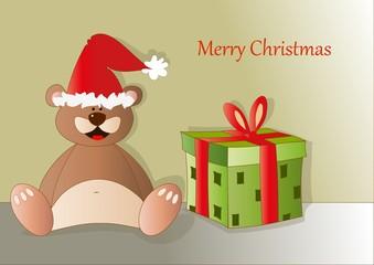 Il regalo dell'orsacchiotto