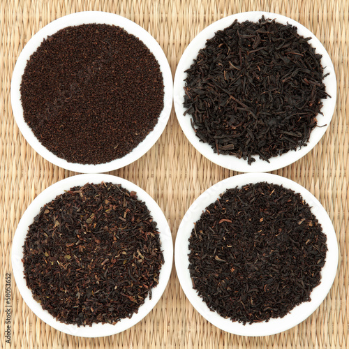 Tea Leaf Sampler