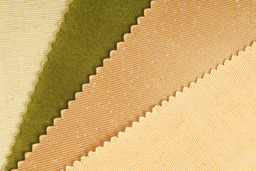 fabric swatches  choice for home interior