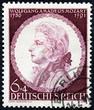 Mozart Stamp 1941