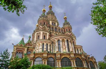 Russian medieval church