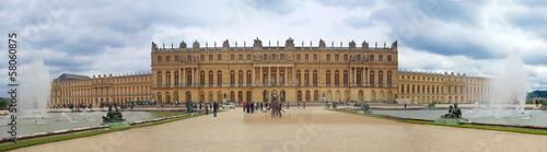 In de dag Kasteel Palace de Versailles.