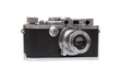 canvas print picture - Alte Camera. Freigestellt.