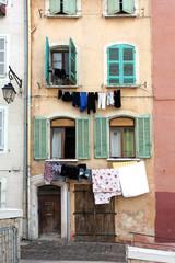Marseille - Façade (Quartier du Panier )