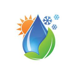 water drop (climat)