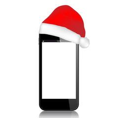 Weihnachtsgeschenk, Handy