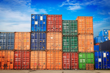Containers shipping