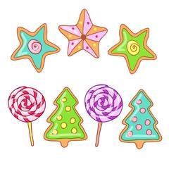 cookies and lollipops