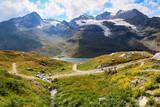 Fototapety Passo Bernina