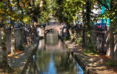 Classic Utrecht Canal