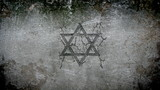 Animation of star of David appearing on a wall