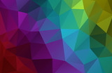 Fototapety Vector abstract polygonal background