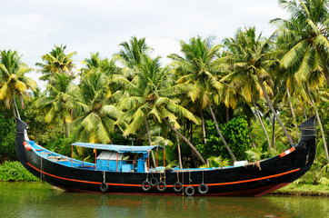 India, Kerala kanal