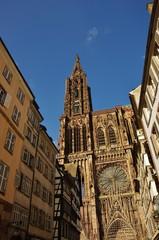 Strasburgo, Cattedrale.