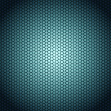 Grille Background- cyan