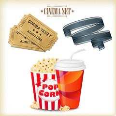 Cinema Set