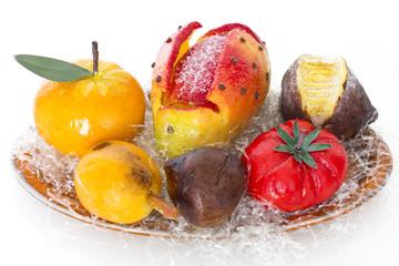 Almond pastry - Frutta di martorana