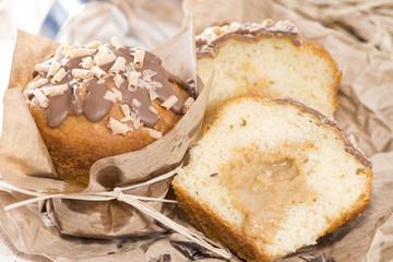 Caramel Muffin