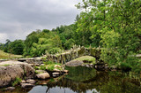 Packhorse bridge at Little Langdale