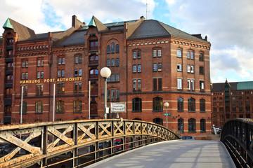 Hamburg, port