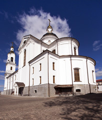 orthodox church. Vitebsk, Belarus