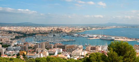 Hafen in Palma