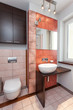 Spacious apartment - Bathroom interior